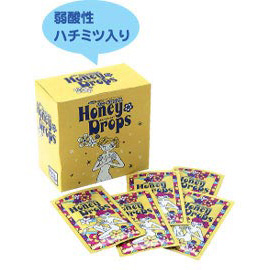 [漫朵拉情趣用品]日本NPG╱原裝HONEY弱酸性超黏潤滑液隨身包 20ml×1 DM-9380004