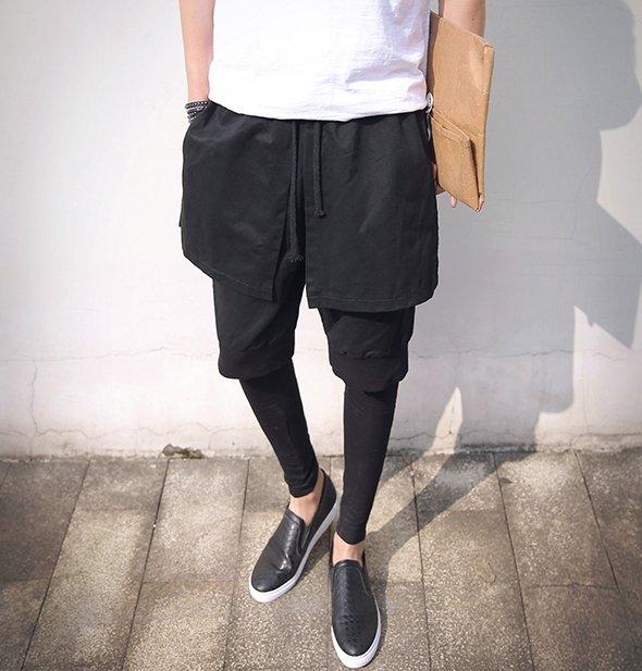 【JP.美日韓】韓國 褲裙 三件式 整體 設計 買設計 G SHOCK GD M9 I6 OVK REMIX