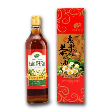 烏龍茶籽油 600ml/盒