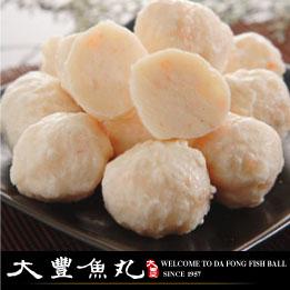 【大豐魚丸】火鍋料鍋物專家-蝦仁丸-海鮮鍋必備300g