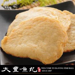 【大豐魚丸】火鍋料鍋物炸物專家-甜不辣(大片)台灣美食-300g