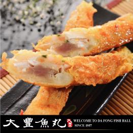 【大豐魚丸】台灣美食火鍋料鍋物炸物專家-雞捲/一條