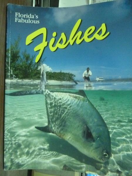 【書寶二手書T2/地理_QNH】Florida's Fabulous Fishes