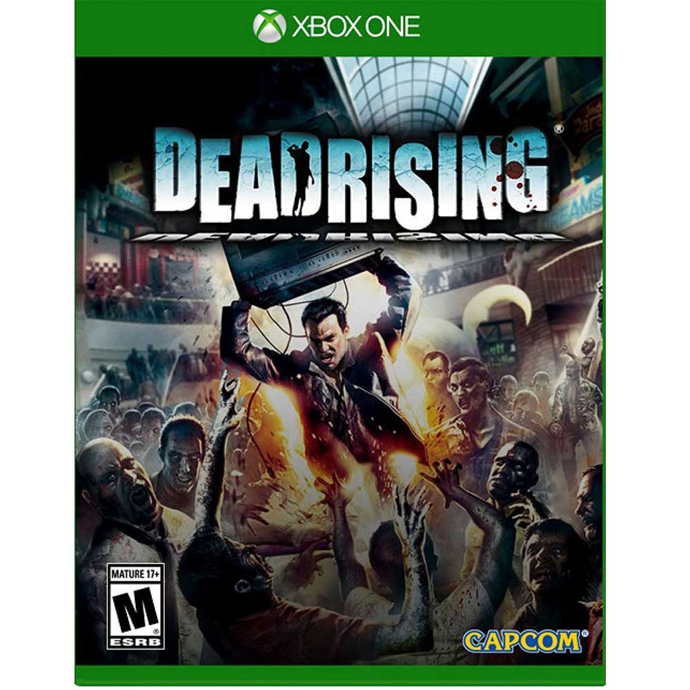XBOX ONE 死亡復甦 英日文美版 Dead Rising (含所有服裝DLC)