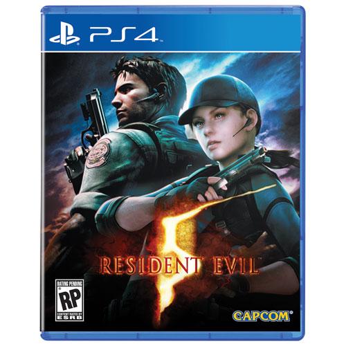 預購中 7月12日發售 亞洲英文版  [限制級] PS4 惡靈古堡 5