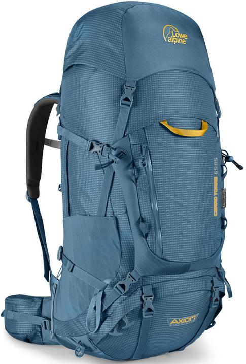 Lowe Alpine 後背包/背包客/旅遊/背包/健行/登山背包 Cerro torre 65:85 登山包/大背 男 邦地海灘 FBP77-BO
