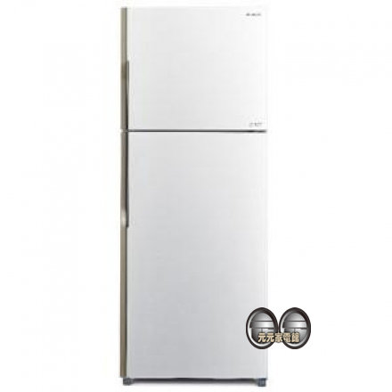 【HITACHI日立】381L雙門電冰箱 RV399(限區含稅含運)~缺貨中~