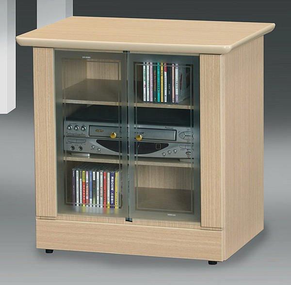 【尚品家具】111-01 白橡2尺電視櫃矮櫃小儲櫃~另有胡桃柚木山毛色、3尺、4尺