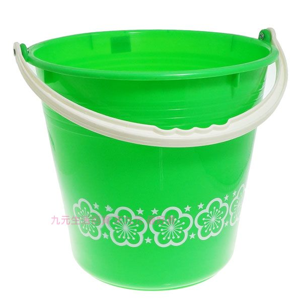 【九元生活百貨】特大印花水桶 塑膠水桶 萬能桶