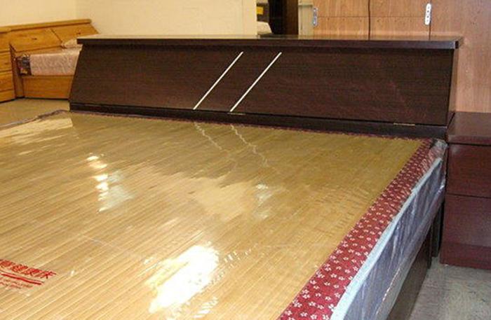 【尚品家具】109-02 胡桃5尺床頭~另有白橡色床頭箱~另有3.5尺、6尺床頭箱