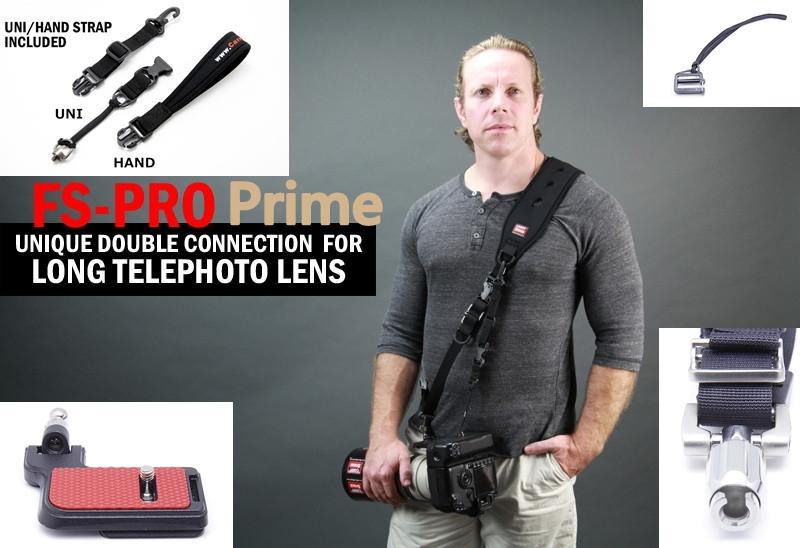 又敗家@美國Carry Speed單眼相機減壓背帶FS-PRO PRIME(金悍馬)斜揹背帶減壓相機背帶相機減壓背帶攝影機背帶斜肩背帶斜背帶斜肩背帶彈性防滑背帶carryspeed,比美BLACKRAPID快槍俠RS-Sport RS-7,比Q-STRAP更棒