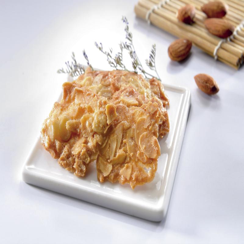 【鳳盒子funbox】杏仁酥片 罐裝/盒裝