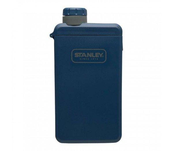 【鄉野情戶外專業】 Stanley |美國|  冒險系列環保酒壺-藍_10-01359