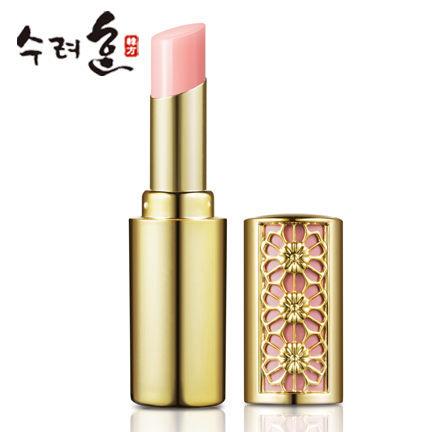 LG 秀麗韓 SOORYEHAN 妍 珍珠光絲絨潤唇膏 3.5g 《Belle倍莉小舖》