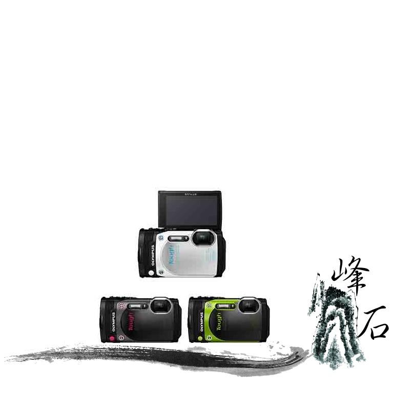 平輸公司貨 樂天限時優惠!Omyplus OLYMPUS STYLUS TG-870可自拍防水相機 單眼 數位相機 類單 攝影