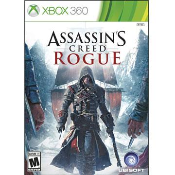 XBOX360 刺客教條:叛變 英文美版 Assassin's Creed: Rogue