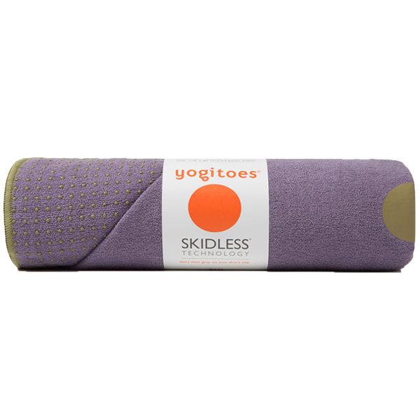 Manduka yogitoes Earth 瑜珈鋪巾 - Twilight
