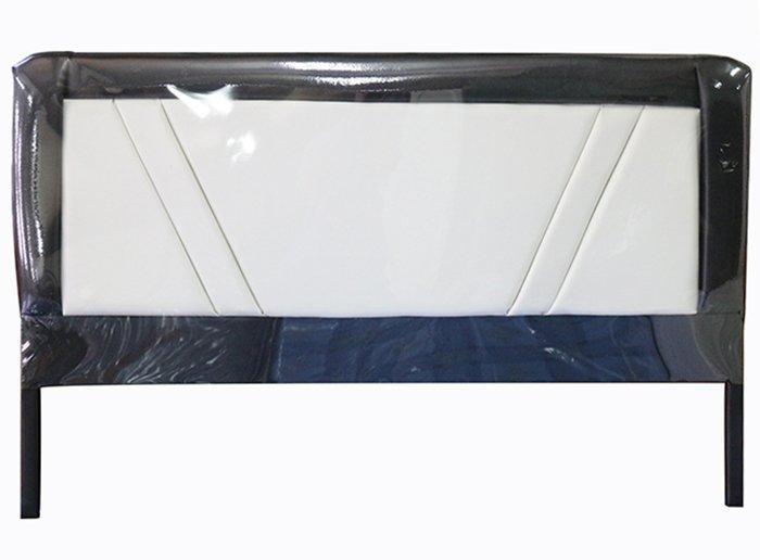 【尚品傢俱】687-26 潛行者 造型皮面5尺床頭片~另有3.5尺、6尺床頭片/臥室床頭板