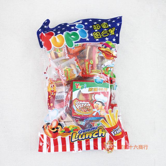 【0216零食會社】Yupi超值組合餐(軟糖)300g