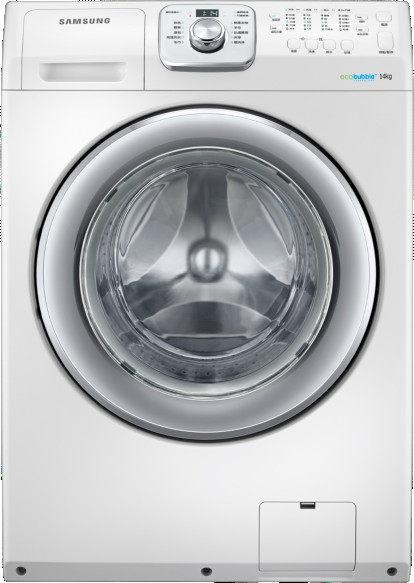 ★2016/11/30前,回函贈7-11商品卡500元! SAMSUNG 三星 14KG 滾筒洗衣機 WF14F5K3AVW/TW
