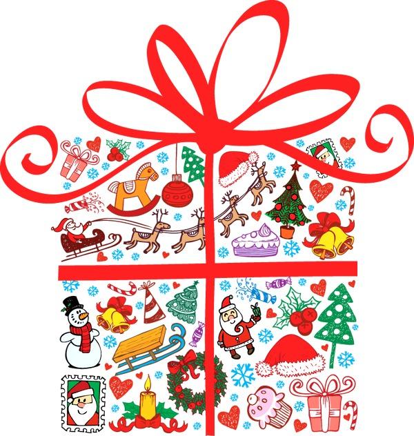 日系文具 聖誕節禮物袋 交換禮物 聖誕節袋子 超值福袋 超值特惠組 驚喜包 生日禮物 隨機出貨 商品價值280元左右