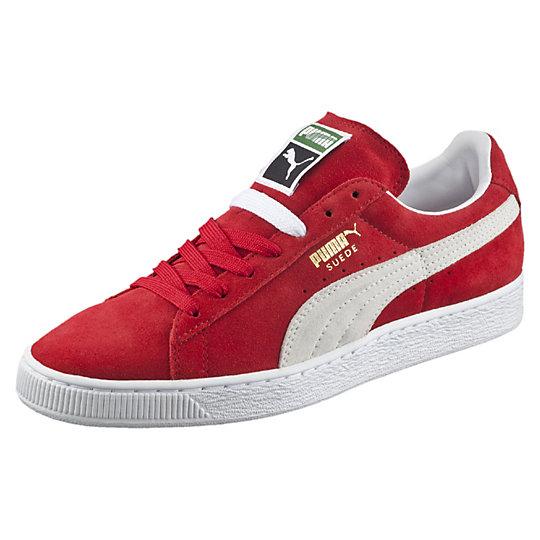 Puma Suede Classic + 紅 經典復古