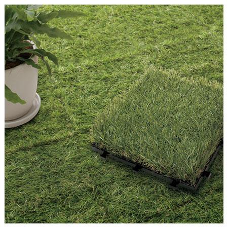 拼裝式人工草皮