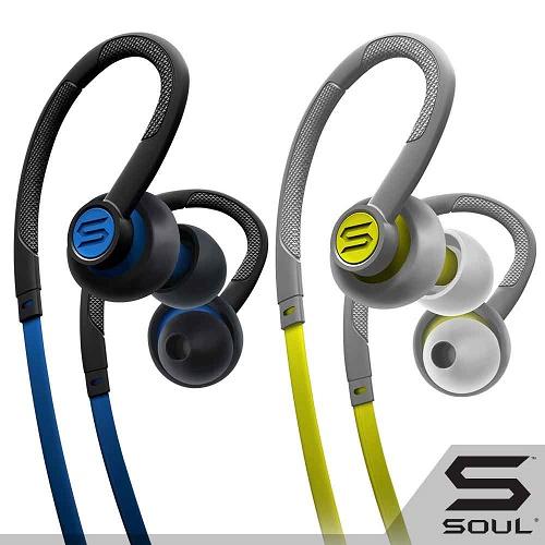 SOUL FLEX 運動型防汗耳機
