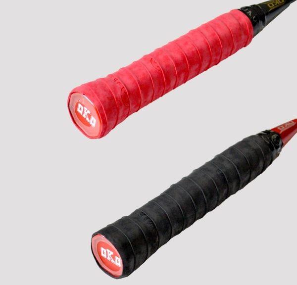 PS Mall 戶外運動球拍手把啞鈴魚竿車把彈弓帶纏繞帶防滑斑點吸汗帶【J875】