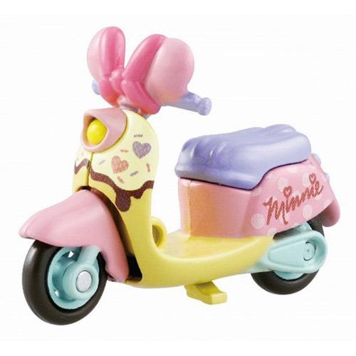 【奇買親子購物網】【TOMICA迪士尼】16情人節特別版摩托車