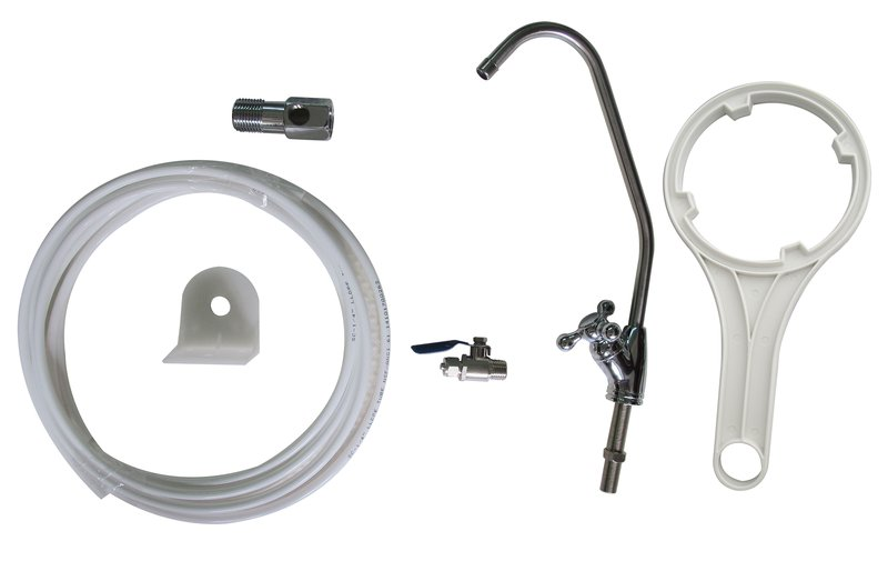 【大墩生活館】愛惠普BH2二道不銹鋼吊片淨水器《生飲級》搭配NSF濾心+不銹鋼NSF鵝頸超值價3690元。