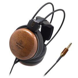 鐵三角 audio-technica ATH-W1000Z 木殼耳罩式耳機(鐵三角公司貨)