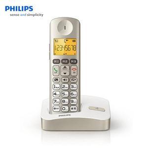PHILIPS-飛利浦 XL3001/XL3001C數位無線電話 銀髮族適用 大螢幕/高分貝