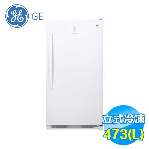 奇異 GE 473公升直立式冰櫃 FUF17DHWW