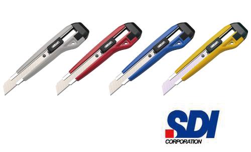 SDI手牌 0423 大美工刀(內附2片高硬度美工刀片)-數量有限 售完為止