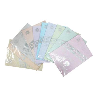 Dr.Paper A4 200gsm藝術封面卡紙 岩紋系列-10色 10入/包