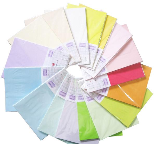 Dr.Paper 130gsm A4進口雲彩色紙-17色 25入/包
