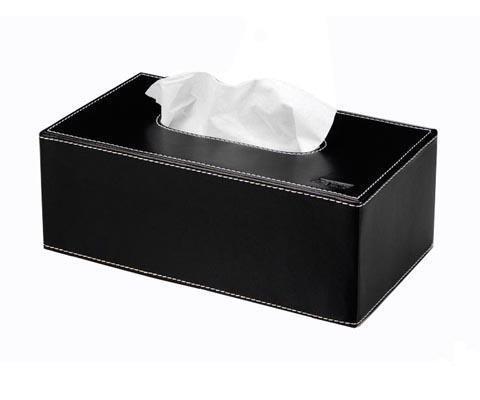 波德徠爾皮質面紙盒 STB-9931