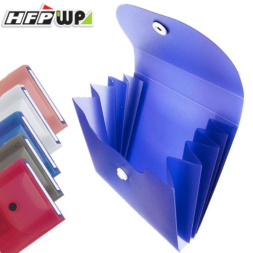 多功能風琴夾扣式小物收納包 隨機出色 C887 HFPWP