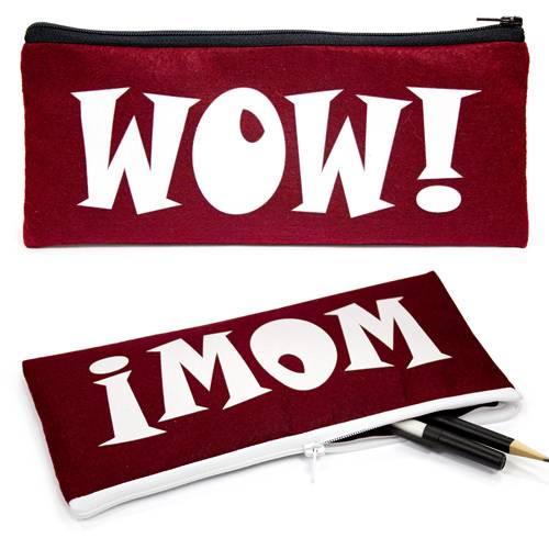 (100入) 毛氈布鉛筆袋( 網版印刷) S1-51-100-074 HFPWP