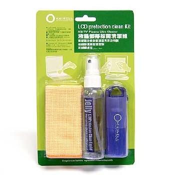 OMNIWELL 液晶螢幕殺菌清潔組-3in1 VAT46014 HFPWP