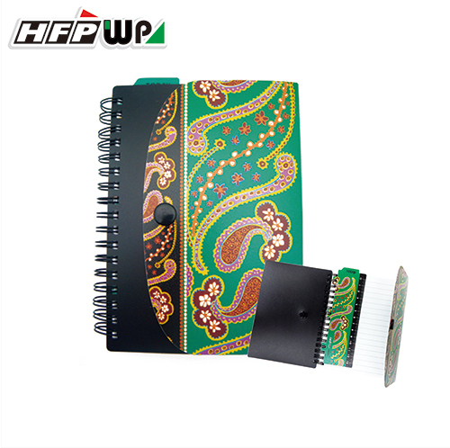 63元/變形蟲直式筆記本(A6) IDNA6 HFPWP