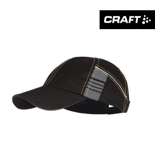 Craft 瑞典 | ER 輕量 跑步帽 黑 | 秀山莊(1900059)
