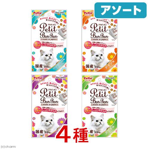 《日本PETIO》成貓軟嫩貓零食 - 4款可選 / 適合挑嘴貓