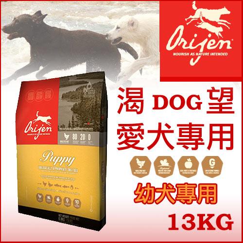 《加拿大Orijen 渴望》幼犬Puppy 13kg - 犬飼料