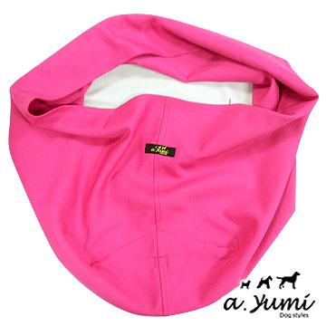 Ayumi寵物背巾-袋鼠媽媽袋(性感桃紅)
