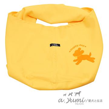 Ayumi寵物背巾-時尚style袋鼠媽媽袋-狗狗款
