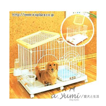 IRIS豪華上開式寵物籠子HCA-900(大)