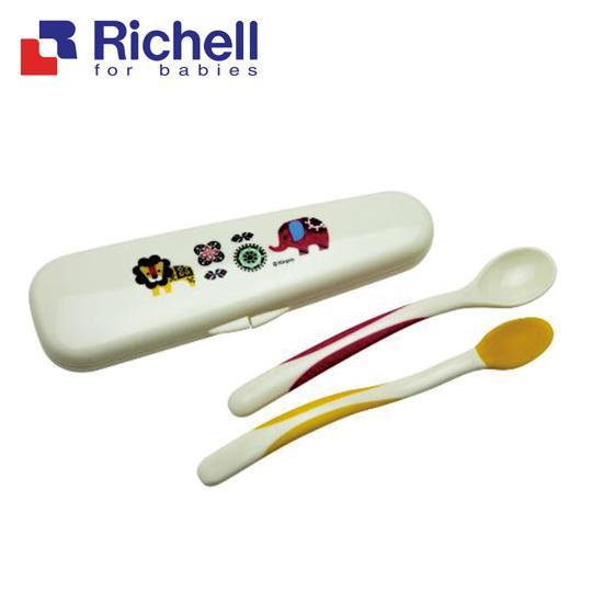 Richell利其爾 - KINPRO 馬戲團柔軟離乳食湯匙