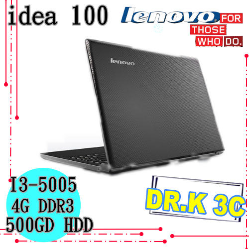 【Dr.K 數位3C 】 Lenovo 聯想 ideapad 100-15IBD 80QQ000RTW 15.6吋 i3-5005U NOS 贈:高級DPI光學滑鼠